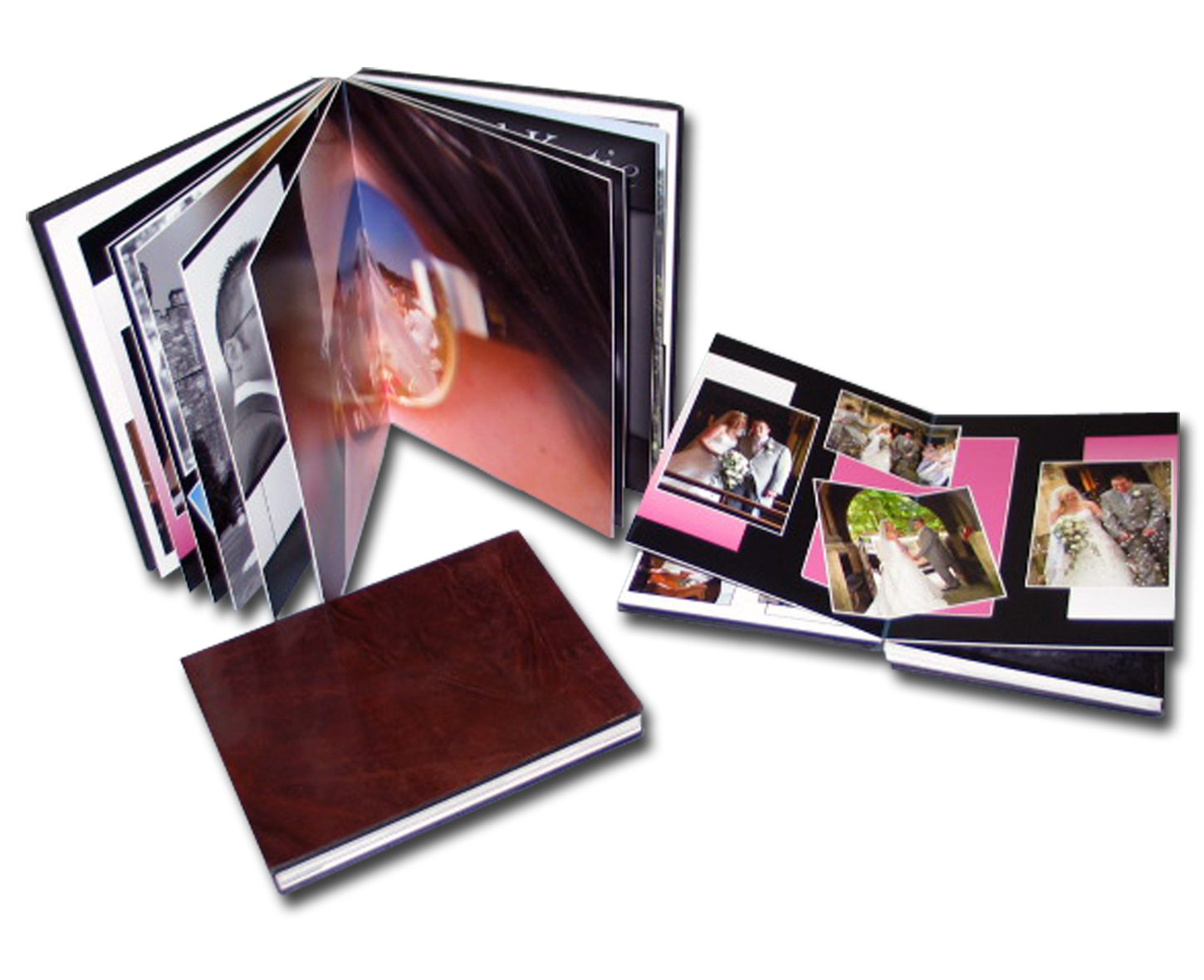 Italian Wedding Albums Mario Acerboni Digital Storybook