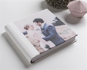 Basic Canvas Photocover White or Black